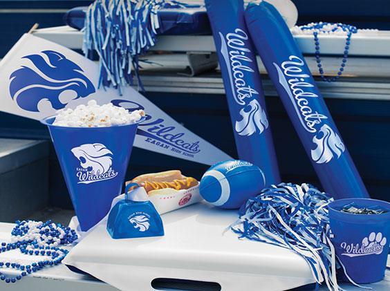 Fan Wear and Stadium Gear