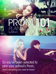 Prom Planning 101