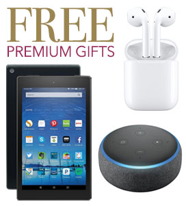 Free Premium Gifts