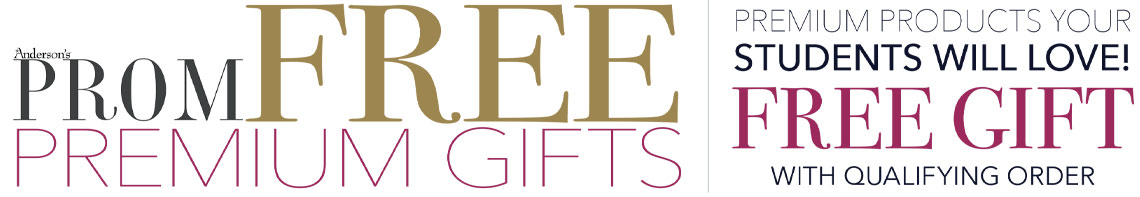 Anderson's FREE Premium Gifts