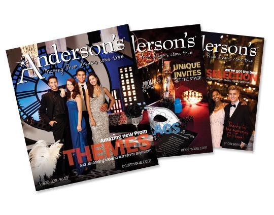 Anderson's Catalog
