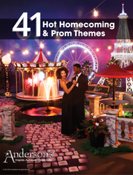 41 Homecoming & Prom Theme Ideas
