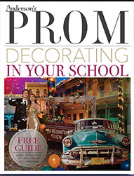 Prom Decorating Guide