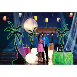 Tropical Prom Themes