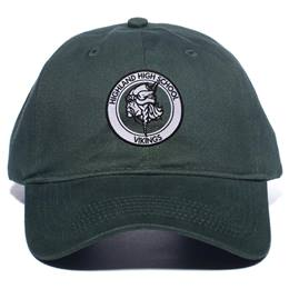 Structured Low Profile Cap