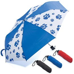 Paw Print Umbrella