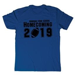 Custom Soft-spun T-shirt - Homecoming 2020