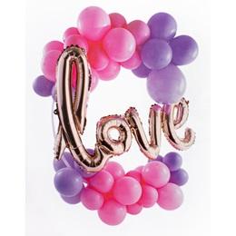 Love Balloon Hoop Frame Kit