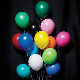 "11"" Fashion Balloons - 150/pkg"