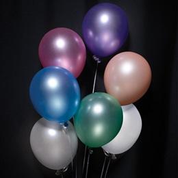 "11"" Pearl Balloons - 150/pkg"