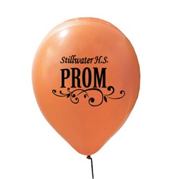 11 in. Custom Imprint Balloons