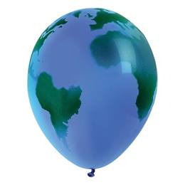 Globe Latex Balloon