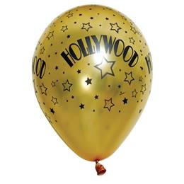 Hollywood Stars Latex Balloons, 11 in.