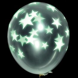Glow-in-the-Dark Stars Balloon