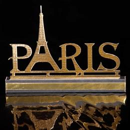 Chic Paris Centerpieces Kit (set of 4)
