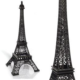 Eiffel Tower Centerpiece - Black
