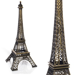 Eiffel Tower Centerpiece - Gold