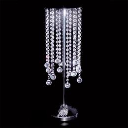 Crystal Rain Centerpiece