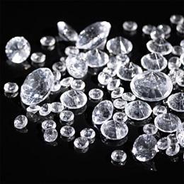 Multi-size Diamond Gemstones