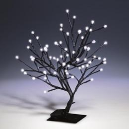 White Cherry Tree Centerpiece