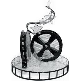 Movie Reel Centerpiece Set