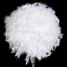 White Feather Ball