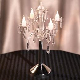 Crystal Chandelier Centerpiece
