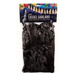 Balloon Tassel - Black