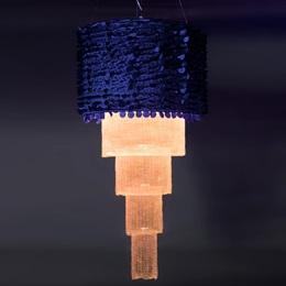 Nighttime's Glow Chandelier Kit