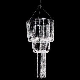 Falling Crystals Chandelier