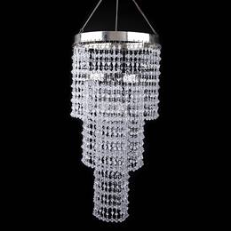 Stylish Acrylic Chandelier