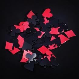 Poker Suit Confetti