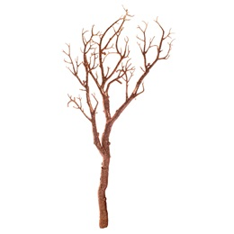 Manzanita Glitter Tree Branch - Rose Gold