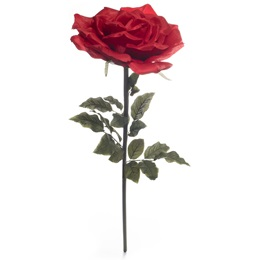 Jumbo Red Rose, 44 in.