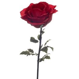 Jumbo Red Rose, 53 in.
