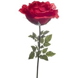 Jumbo Red Rose, 65 in.