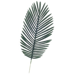 Dark Green Artificial Fern Leaf