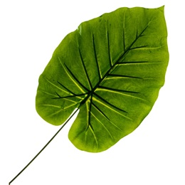 Light Green Artificial Banana Leaf