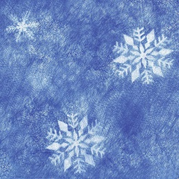 "Snowflake Gossamer, 59"" wide"