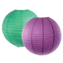 """Round Paper Lantern - 12"""""""