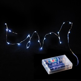 White LED Light String