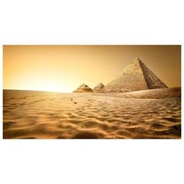 Desert Pyramids Photo Mural