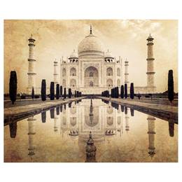 Taj Mahal Photo Mural