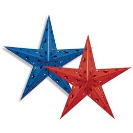 3-D Foil Star, 24 in.