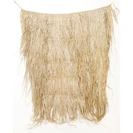 Tropical Grass Hut Rain Cape