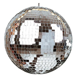 8 in. Mirror Ball