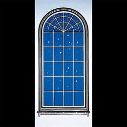 Starlight Window Mural