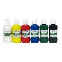 Tempera Paint Marker Set