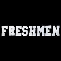 Freshmen White Styrofoam Letters Kit