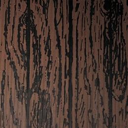 Dark Woodgrain Corrugated Paper